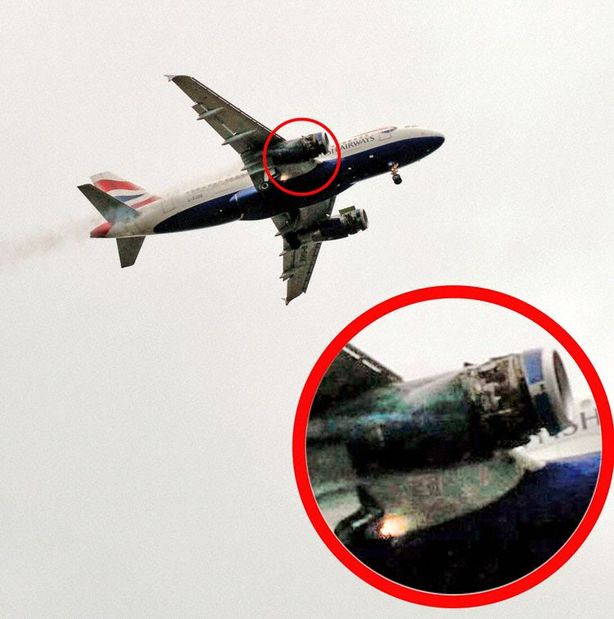 a319 british airways accident near london   the air blog